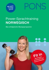 PONS POWER-SPRACHTRAINING NORWEGISCH