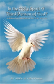 Is the Holy Spirit A Third Person of God?