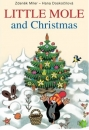Little Mole and Christmas - Kinderbuch in Englisch