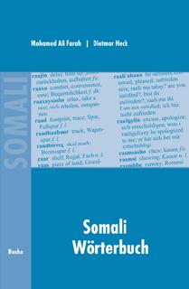Tamakai books interkulturelle versandbuchhandlung somali for Dietmar heck