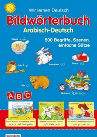 tamakai books interkulturelle versandbuchhandlung wir lernen deutsch bildw rterbuch arabisch. Black Bedroom Furniture Sets. Home Design Ideas