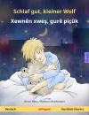 Schlaf gut, kleiner Wolf Deutsch - Kurdisch (Kurmandschi)